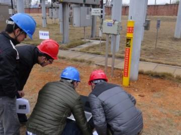 江西电网采用外加电流阴极保护技术